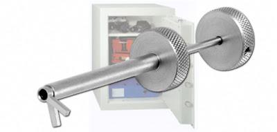 La serratura a doppia mappa è sicura?