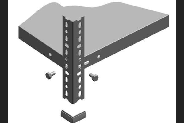 Scaffali con montaggio a bullone e incastro per ogni utilizzo sono la soluzione per scaffalare con il miglior rapporto qualità prezzo. Tante combinazioni e accessori lo rendono ideale per l'uso domestico ma anche professionale. Magazzini,cantine,garage
