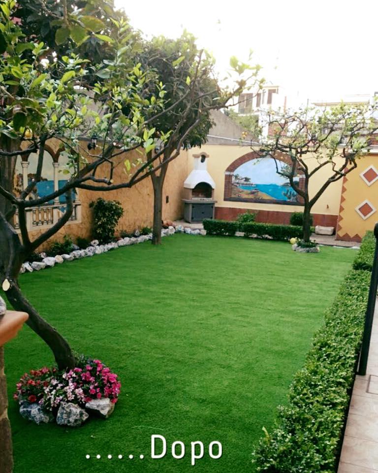 prato messina manutenzione cura giardino prati sinteitici economici